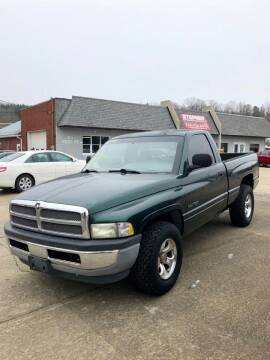 2001 Dodge Ram Pickup 1500 for sale at Stephen Motor Sales LLC in Caldwell OH