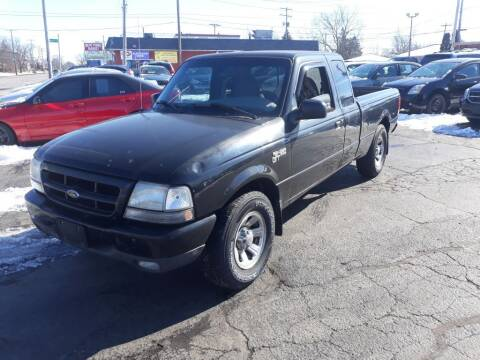 2000 Ford Ranger for sale at Flag Motors in Columbus OH