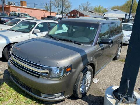2013 Ford Flex for sale at 4th Street Auto in Louisville KY