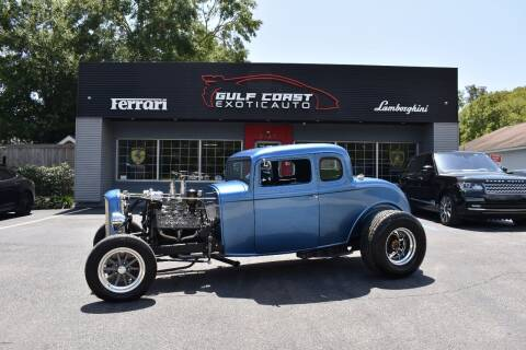 1932 Ford 5 Window for sale at Gulf Coast Exotic Auto in Biloxi MS