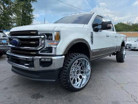 2020 Ford F-250 Super Duty for sale at iDeal Auto in Raleigh NC