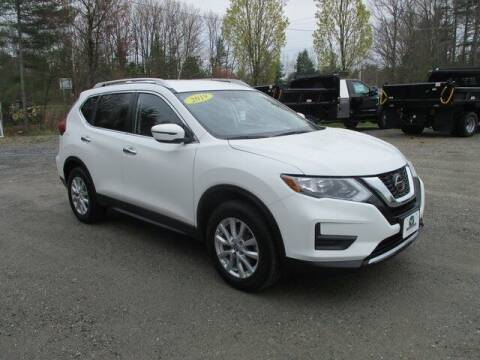 2019 Nissan Rogue for sale at MC FARLAND FORD in Exeter NH