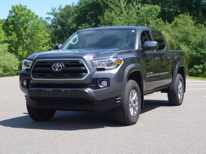 2016 Toyota Tacoma for sale at Auto Mart in Derry NH