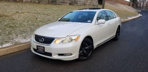 2006 Lexus GS 430 for sale at ENVY MOTORS LLC in Paterson NJ