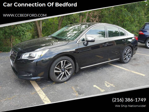 2017 Subaru Legacy for sale at Car Connection of Bedford in Bedford OH