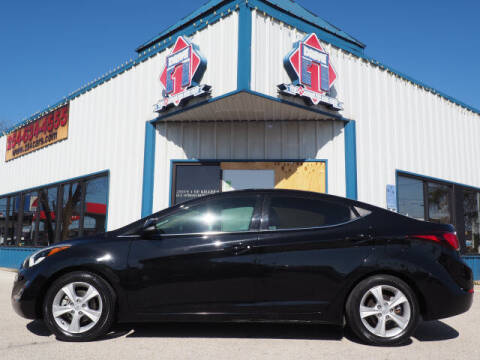 2016 Hyundai Elantra for sale at DRIVE 1 OF KILLEEN in Killeen TX