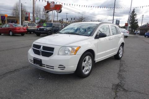 2009 Dodge Caliber for sale at Leavitt Auto Sales and Used Car City in Everett WA