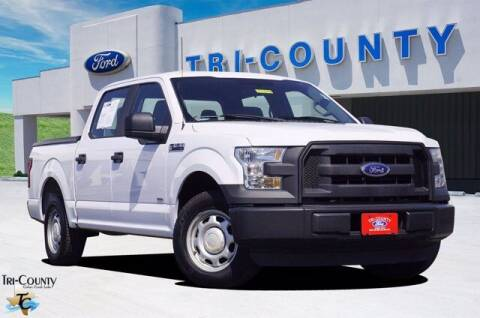 2015 Ford F-150 for sale at TRI-COUNTY FORD in Mabank TX