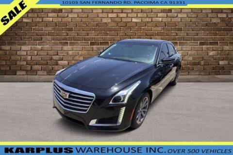 2019 Cadillac CTS for sale at Karplus Warehouse in Pacoima CA