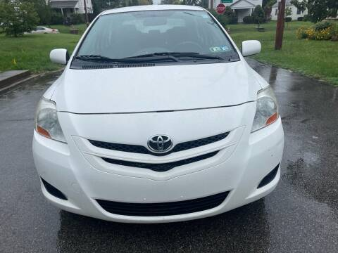 2008 Toyota Yaris for sale at Via Roma Auto Sales in Columbus OH