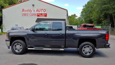 2014 Chevrolet Silverado 1500 for sale at Buddy's Auto Inc in Pendleton SC