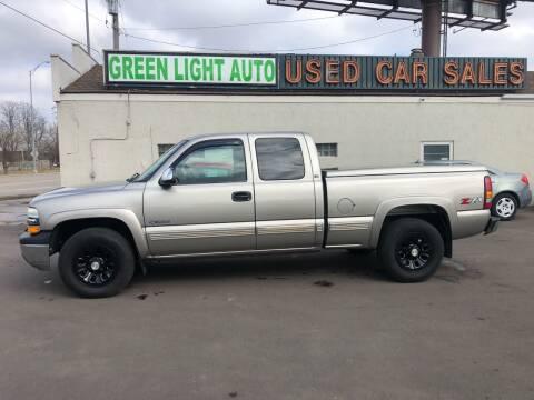 2001 Chevrolet Silverado 1500 for sale at Green Light Auto in Sioux Falls SD