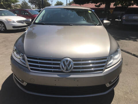 2013 Volkswagen CC for sale at EXPRESS CREDIT MOTORS in San Jose CA