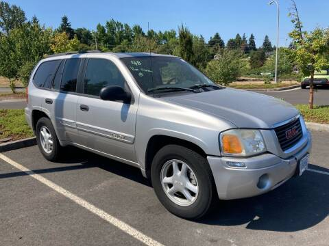 2004 GMC Envoy for sale at Blue Line Auto Group in Portland OR