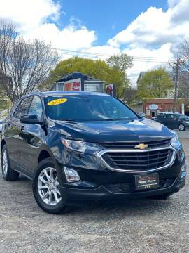2020 Chevrolet Equinox for sale at Best Cars Auto Sales in Everett MA