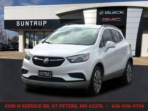 2020 Buick Encore for sale at SUNTRUP BUICK GMC in Saint Peters MO