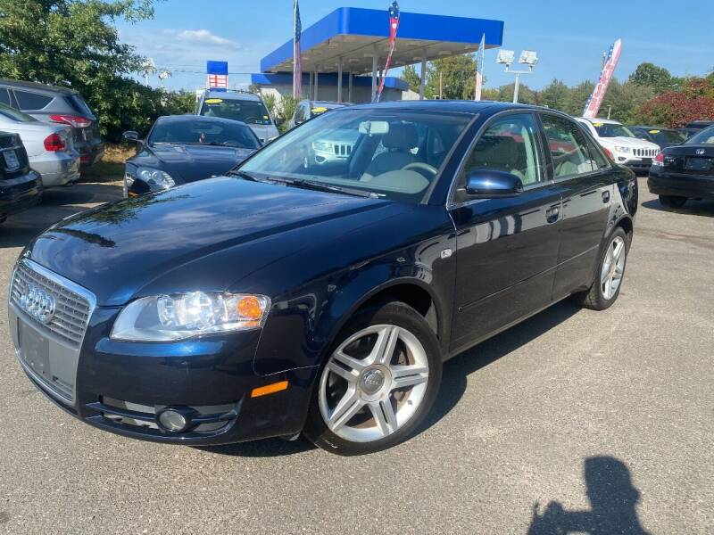 2007 Audi A4 for sale at East Windsor Auto in East Windsor CT