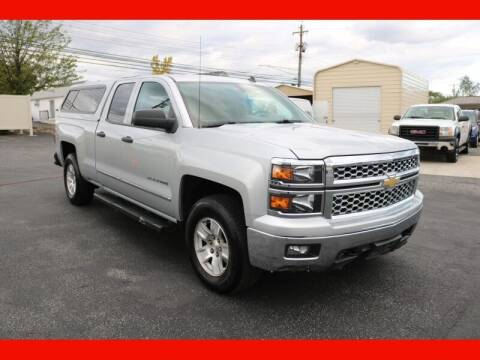 2014 Chevrolet Silverado 1500 for sale at AUTO POINT USED CARS in Rosedale MD