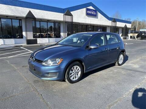 2016 Volkswagen Golf for sale at Impex Auto Sales in Greensboro NC
