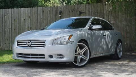 2014 Nissan Maxima for sale at Hidalgo Motors Co in Houston TX