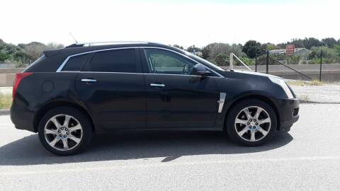 2010 Cadillac SRX for sale at Goleta Motors in Goleta CA