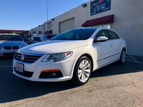 2010 Volkswagen CC for sale at LT Motors in Rancho Cordova CA