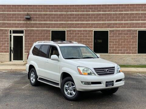 2006 Lexus GX 470 for sale at A To Z Autosports LLC in Madison WI
