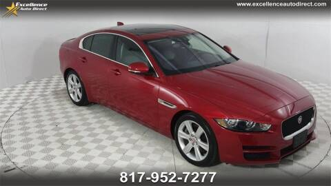 2017 Jaguar XE for sale at Excellence Auto Direct in Euless TX