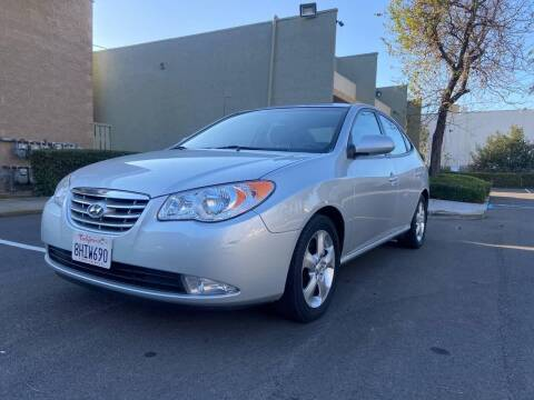 2010 Hyundai Elantra for sale at Chase Remarketing in Fremont CA