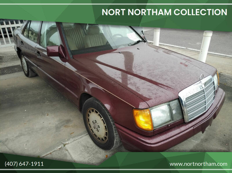 1987 Mercedes-Benz 300-Class for sale at Nort Northam Collection in Winter Park FL