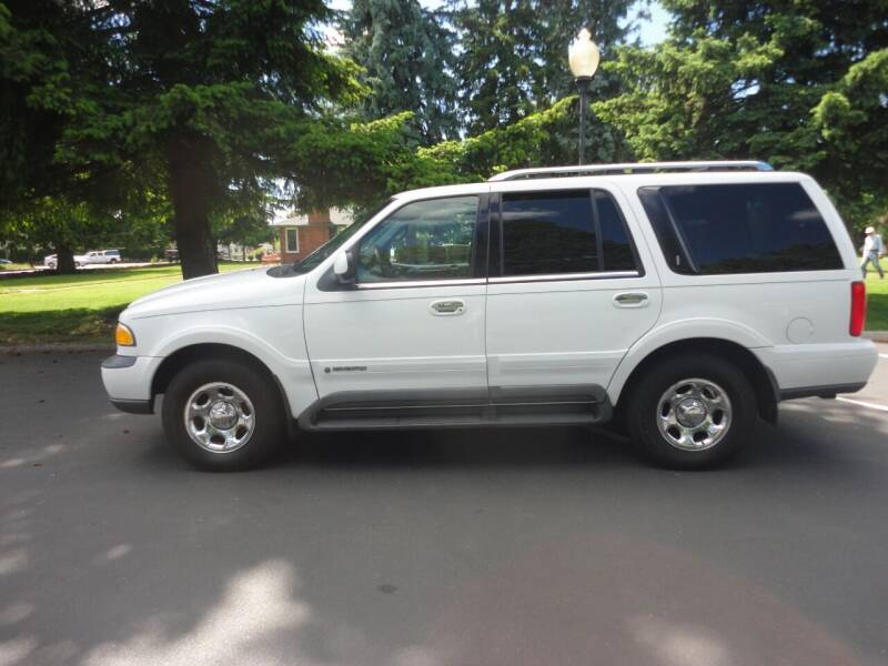 1999 Lincoln Navigator for sale at TONY'S AUTO WORLD in Portland OR