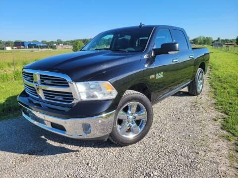 2016 RAM Ram Pickup 1500 for sale at Varco Motors LLC - Inventory in Denison KS