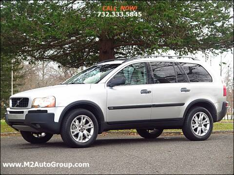 2005 Volvo XC90 for sale at M2 Auto Group Llc. EAST BRUNSWICK in East Brunswick NJ