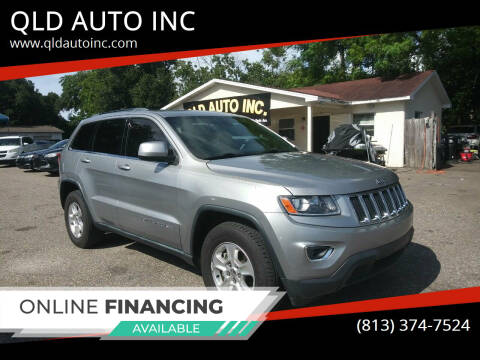2014 Jeep Grand Cherokee for sale at QLD AUTO INC in Tampa FL