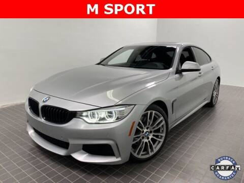 2015 BMW 4 Series for sale at CERTIFIED AUTOPLEX INC in Dallas TX