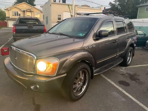 2004 Dodge Durango for sale at MFT Auction in Lodi NJ