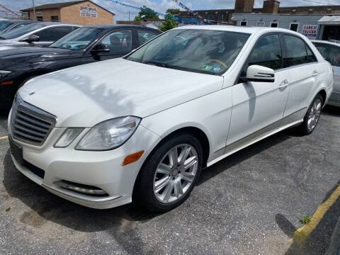 2013 Mercedes-Benz E-Class for sale at The PA Kar Store Inc in Philadelphia PA