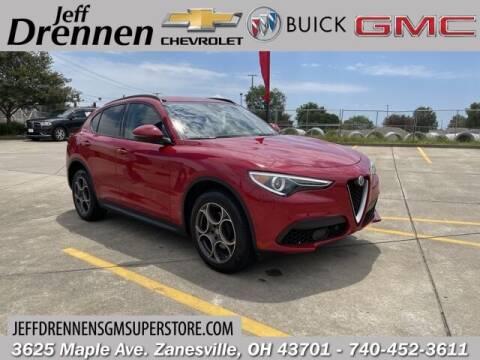 2018 Alfa Romeo Stelvio for sale at Jeff Drennen GM Superstore in Zanesville OH