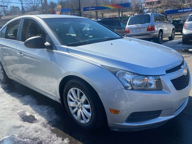 2011 Chevrolet Cruze for sale at Ultra 1 Motors in Pittsburgh PA