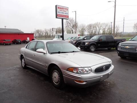 2005 Buick LeSabre for sale at Marty's Auto Sales in Savage MN