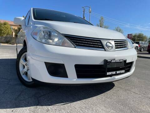 2008 Nissan Versa for sale at Boktor Motors in Las Vegas NV