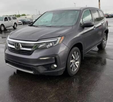 2019 Honda Pilot for sale at Shah Jee Motors in Woodside NY