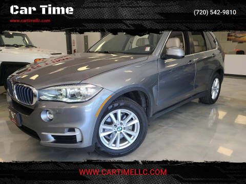 2015 BMW X5 for sale at Car Time in Denver CO