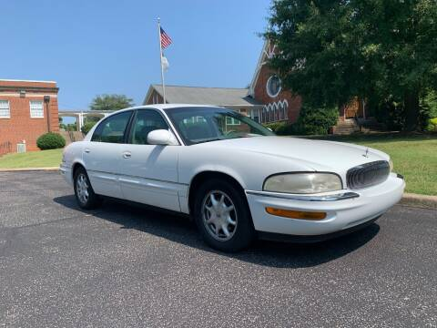 2000 Buick Park Avenue for sale at Automax of Eden in Eden NC