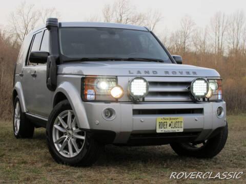 2009 Land Rover LR3 for sale at Isuzu Classic in Cream Ridge NJ