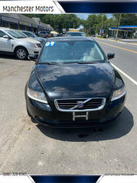 2009 Volvo S40 for sale at Manchester Motors in Manchester CT