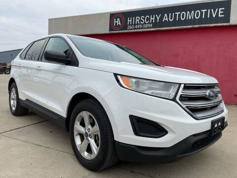2017 Ford Edge for sale at Hirschy Automotive in Fort Wayne IN