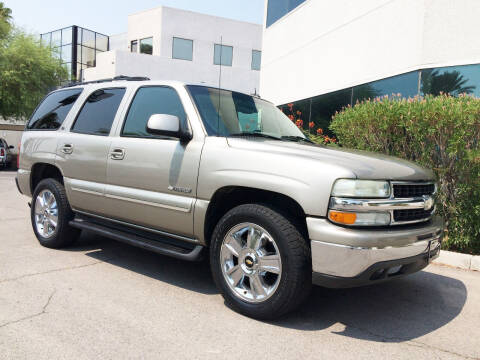 2006 Chevrolet Tahoe for sale at Nevada Credit Save in Las Vegas NV