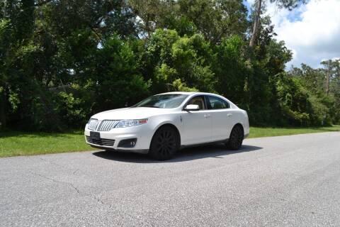2010 Lincoln MKS for sale at Car Bazaar in Pensacola FL