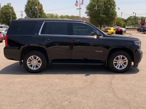 2018 Chevrolet Tahoe for sale at St. Louis Used Cars in Ellisville MO